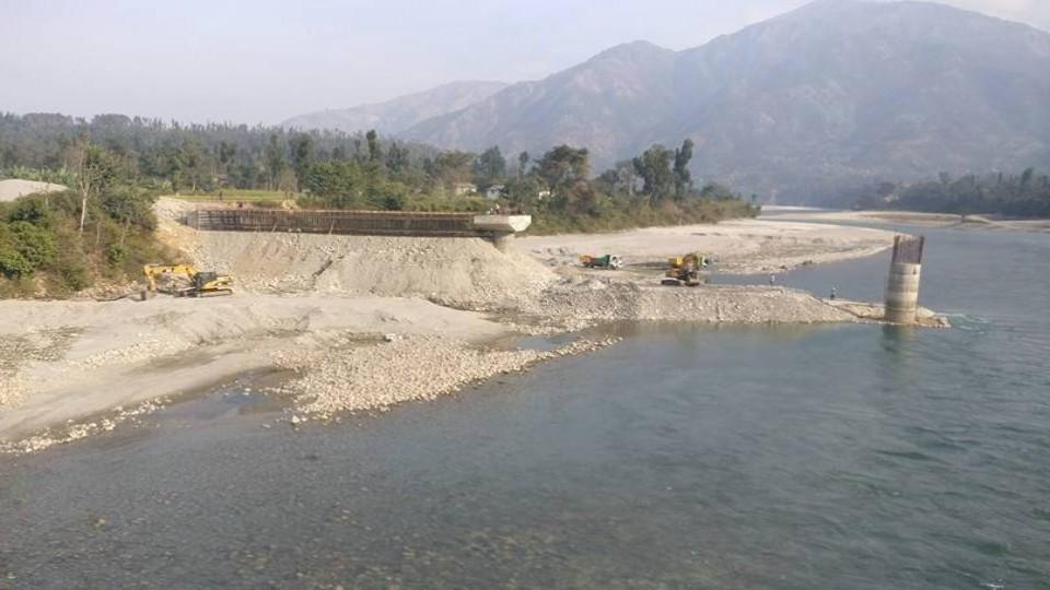 Design & Build of Bheri Bridge