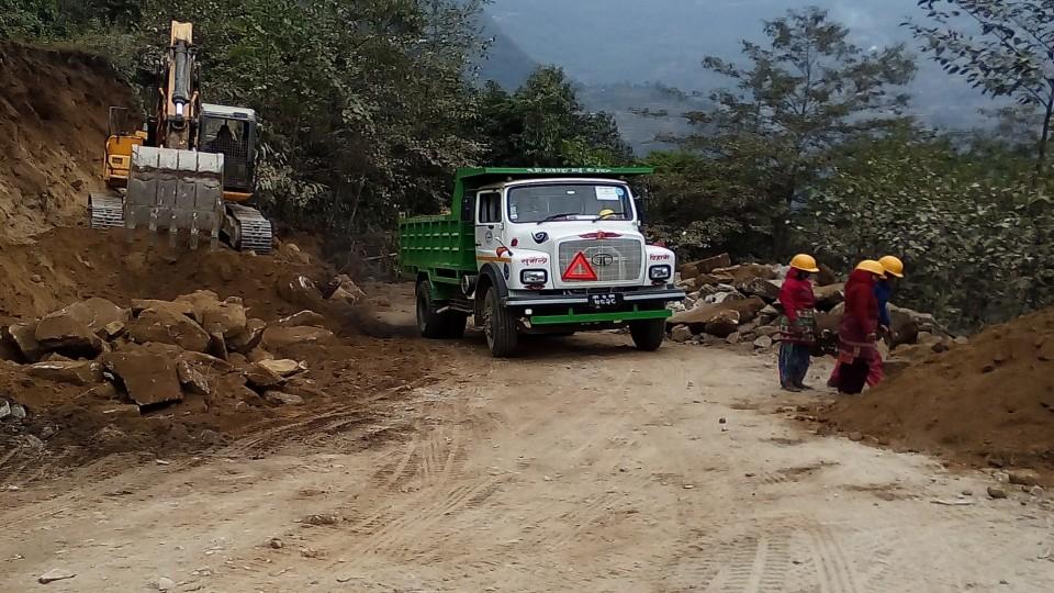 Dolakha- Singati Road Project